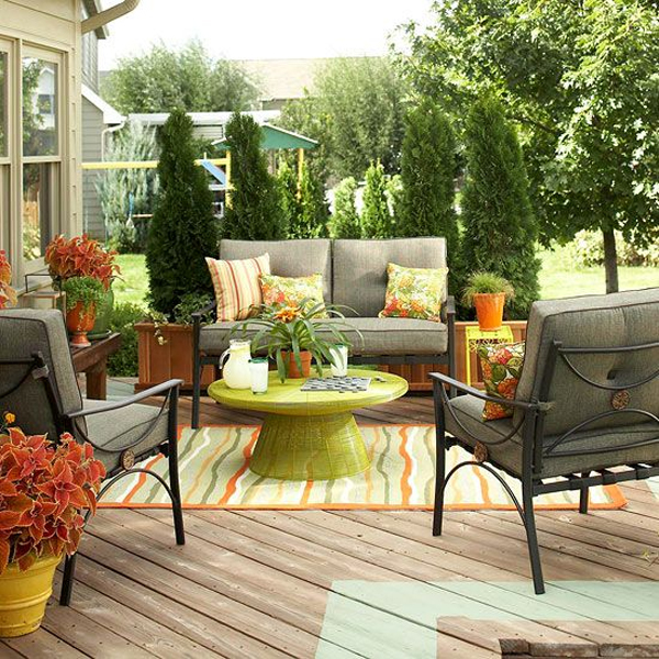 Outdoor Living Space<br> : Babylon Sisters: Dreaming of Outside