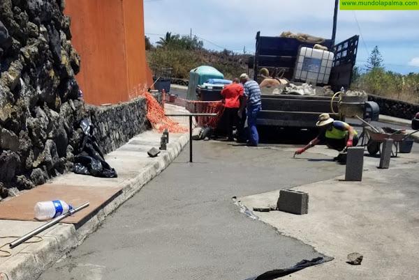 El Ayuntamiento de Fuencaliente resuelve la problemática de aguas residuales de las VPO de Los Canarios