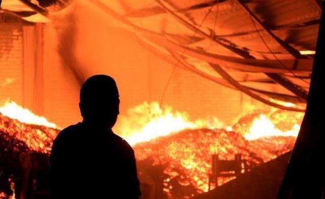 Rumah Warga Desa Ciputri Cianjur Hangus Terbakar, Begini Kronologinya