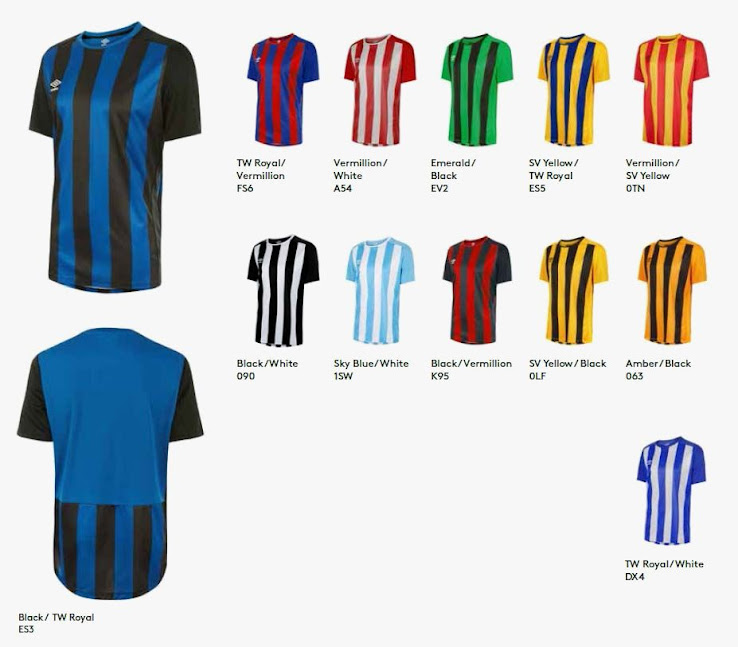 2c5af7260 As Classy As It Gets: Umbro 19-20 Teamwear Kits Revealed - Footy ...
