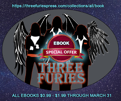 Three Furies Press Sale
