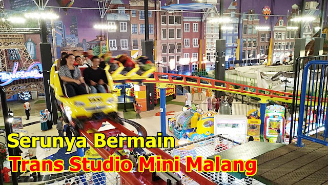 trans studio mini malang