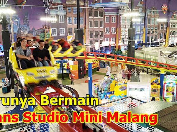 Trans Studio Mini Malang: Wisata Keluarga yang Komplit