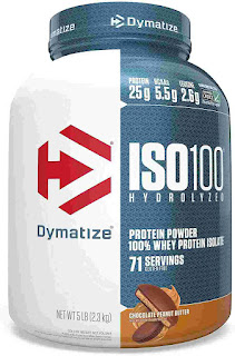 ISO 100 Whey DYMATIZE