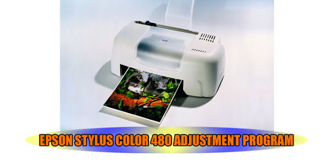 Epson Stylus Color 480 Printer Adjustment Program