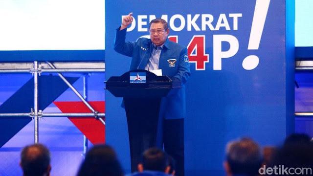 Kritik Prabowo-Sandi, SBY Memiliki Beban Masa Lalu
