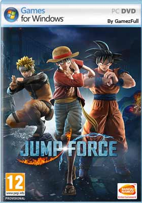 Jump Force Ultimate Edition PC [Full] Español [MEGA]