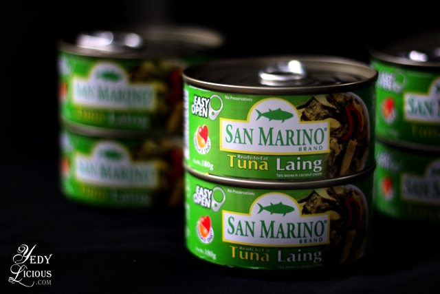 Tuna Laing in Can by San Marino