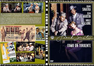 Carátula dvd: Como un torrente (1958) Some Came Running