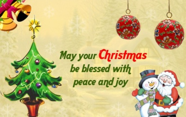 Best Christmas Wishes Messages with Images