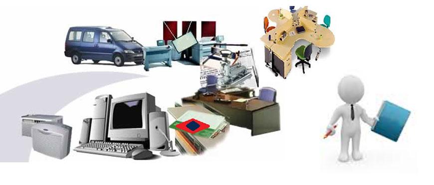 Manejo y seguimiento a los activos de propiedad planta equipo for Mobiliario y equipo