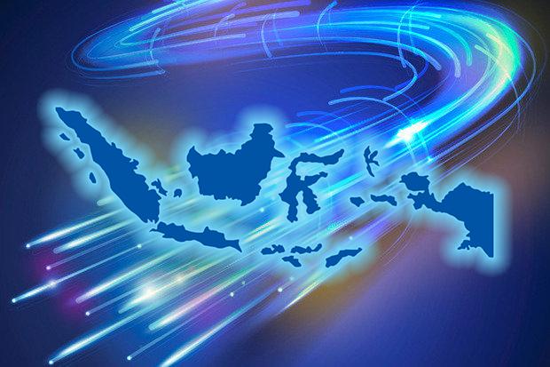 Internet Indonesia Ilustrasi