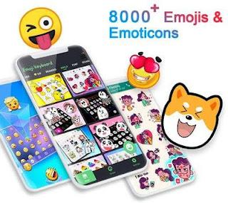 Download 🥰 Emoji Keyboard for Android Original Apk