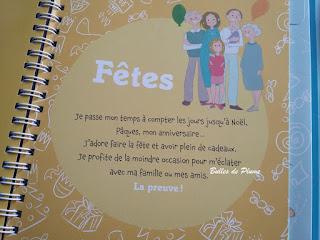 Bulles de Plume - Le journal de mes 7 ans (Gründ)