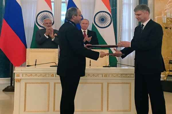 Declaration by the Russian Federation and the Republic of India: A vision for the 21st century