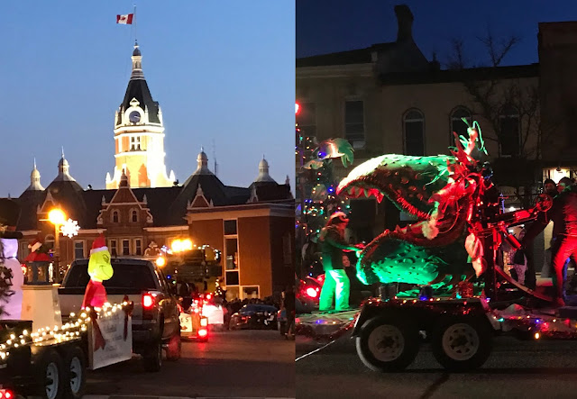 stratford ontario holiday season