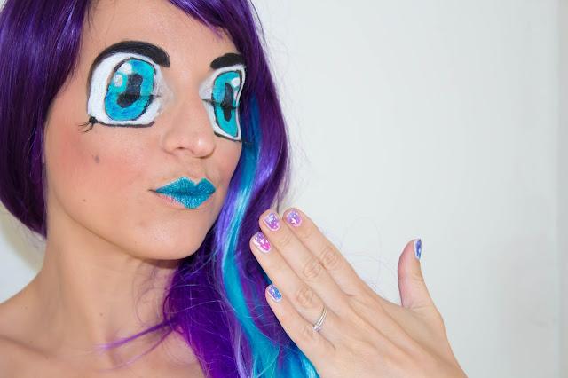 Maquillage manga 💕 | Art&Freak Show