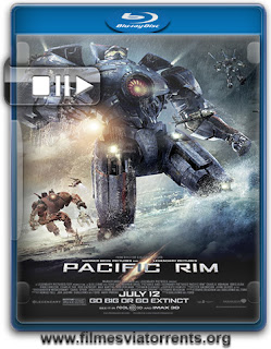 Círculo de Fogo (Pacific Rim) Torrent – BluRay Rip 720p | 1080p Legendado (2013)