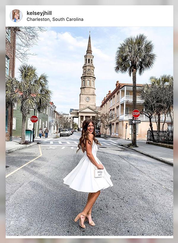 Charleston Blogger @kelseyjhill - Chasing Cinderella