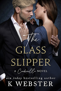 The Glass Slipper by K. Webster book cover