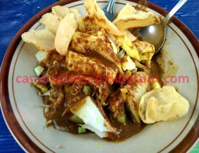 Foto Resep Kupat Tahu Bandung Sederhana Spesial Sunda Asli Enak