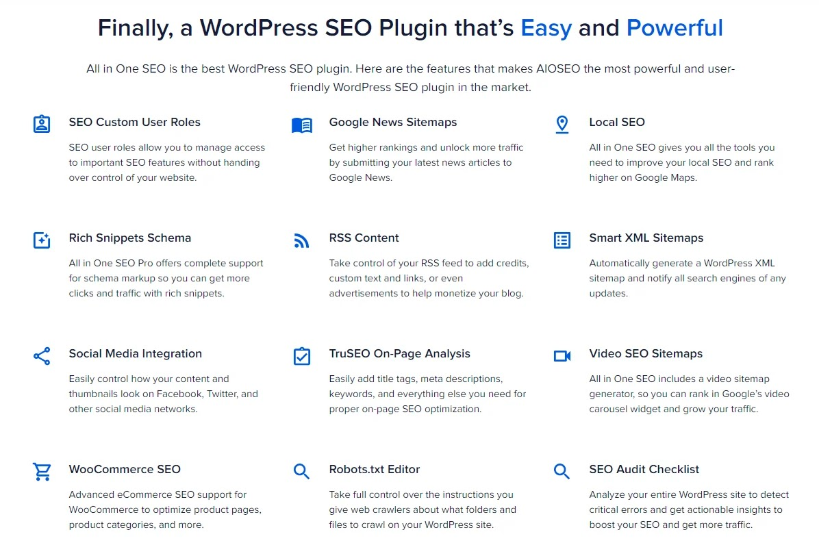 Finally, a WordPress SEO Plugin that's Easy and Powerful