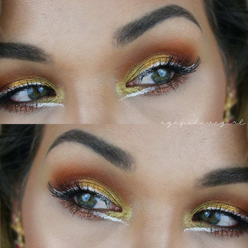 Bh cosmetics solar flare palette makeup tutorial agape love mba cosmetics pressed matte shadows tranquil tiger lily berrywood and in the nude use code agapelove15 for baditri Image collections
