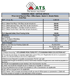 ATS-Kabana-High-office-space-70-30-price-list