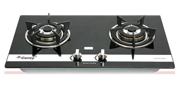 Bếp Gas Âm Cao Cấp Canzy CZ-862