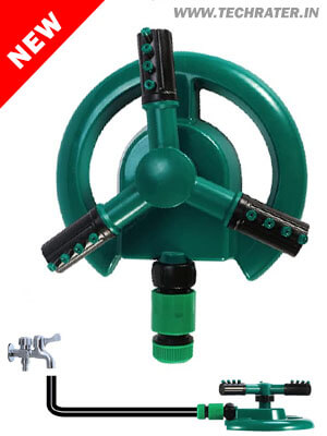 Automatic Water Sprinkler for Lawn, Garden, Plants