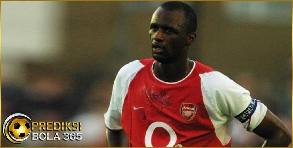 Profil Patrick Vieira, Gelandang Tengah Terbaik Arsenal Pada Masanya
