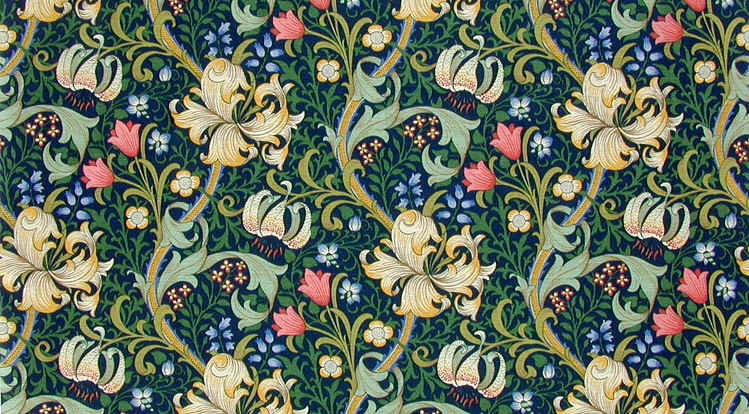 """The Returnee"": Beauty, William Morris And The Cotswolds"