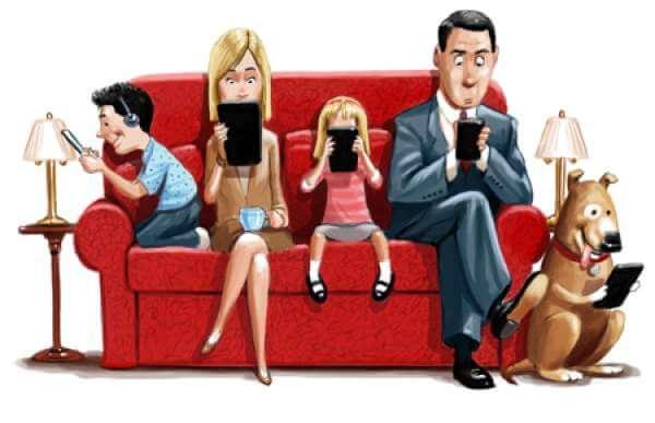 5 Dampak Negatif Keberadaan Smartphone