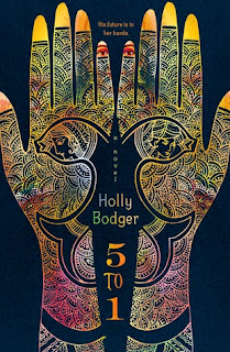5 to 1 book cover