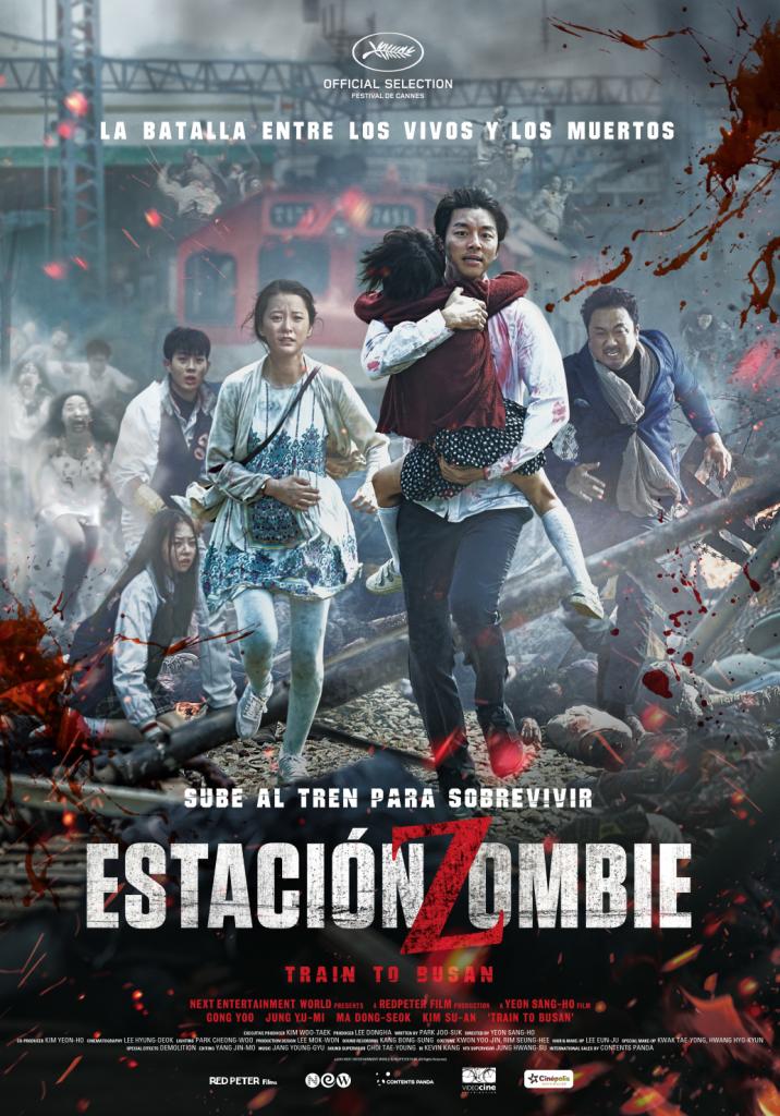 Estación Zombie |Latino| |Película| |Mega|