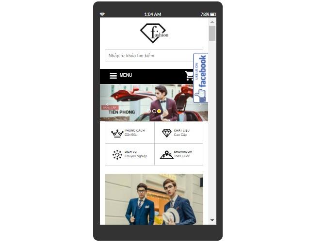 template blogspot bán hàng miễn phí chuẩn seo