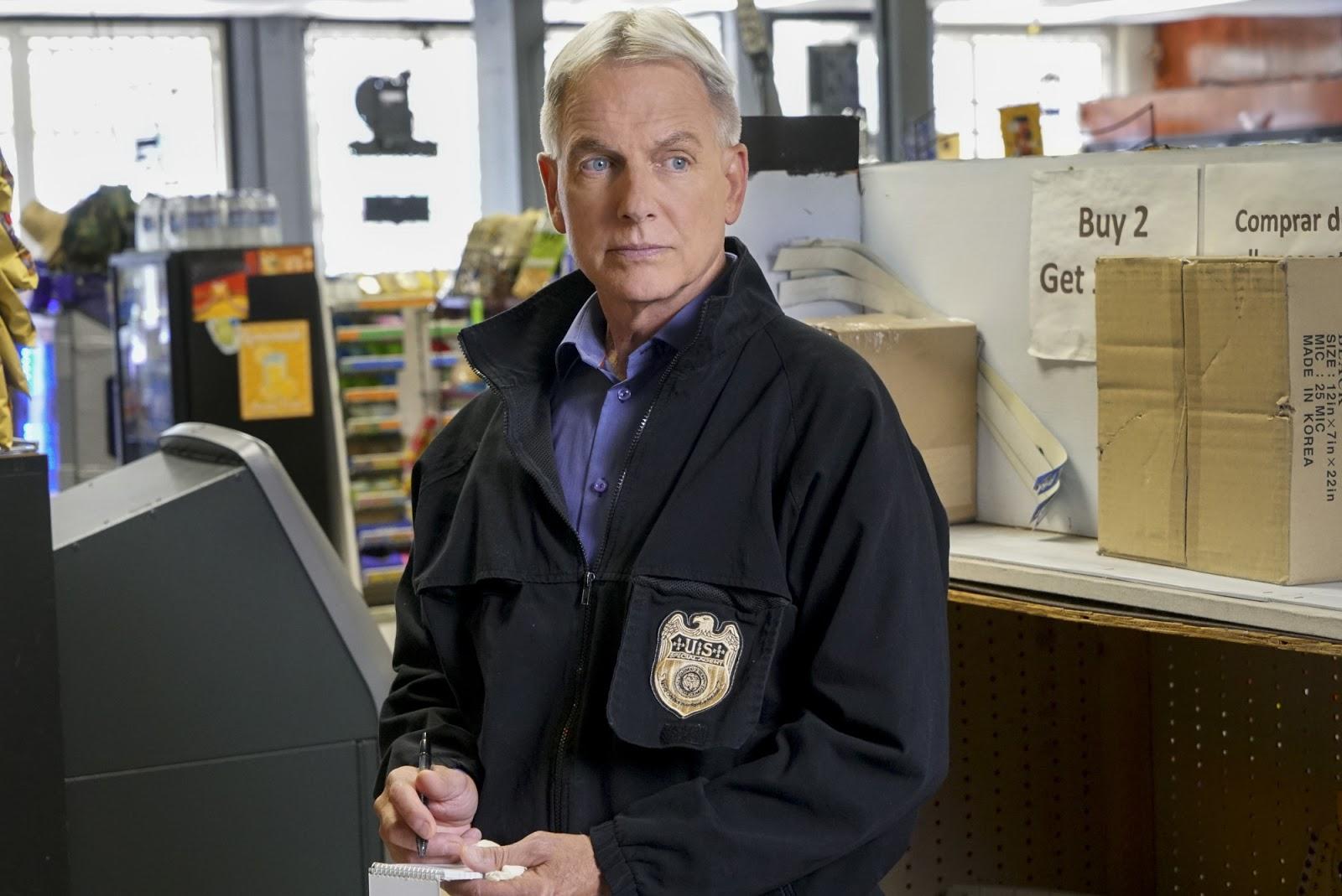 Mark Harmon en la serie 'NCIS'