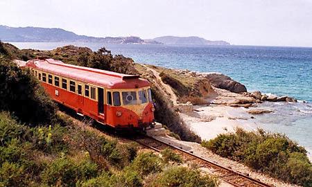 Train Corse © Philippe Mirville
