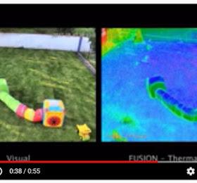 Jenis Jenis Kamera CCTV Thermal Yang Mendeteksi Panas PTZ
