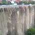 Жесть! Після дощу у Кам'янці-Подільському міст став водоспадом! (відео)