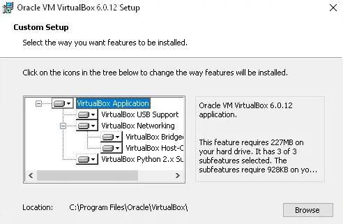 How to use VirtualBox to create a virtual machine