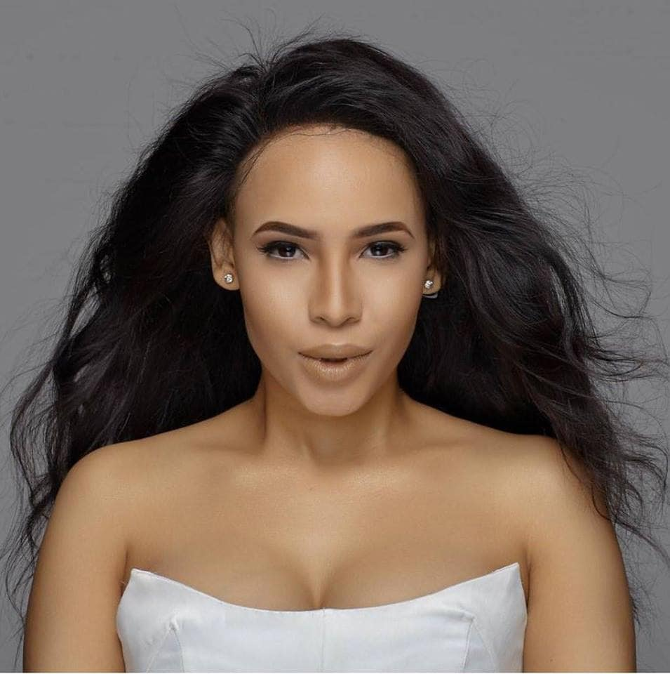 Actress Thuli Phongolo Who Is Also Dating DJ Zinhle's New Boyfriend Murdah Breathes Fire
