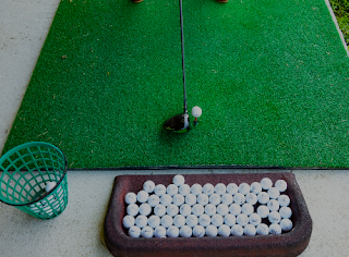 Having Fun Practicing Your Putting With a Purpose