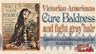 Kristin Holt | Victorian-Americans Cure Baldness and fight gray hair