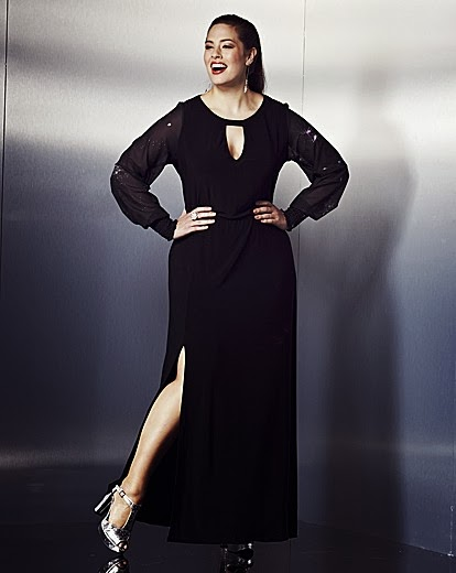 0f8f35fd0d73ef Anna Scholz s range for Simply Be is a goldmine for dramatic dresses