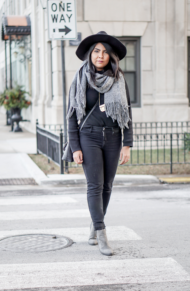 oversized-scarf-outfit