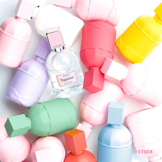 Featured Beauty Series | Etude House Colorful Scent Eau De Perfume