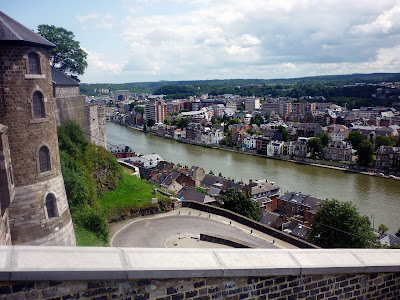 View From Citadel of Namur by Igor L.