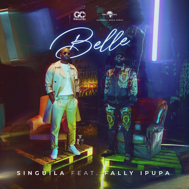 Singuila Feat.. Fally Ipupa – Belle