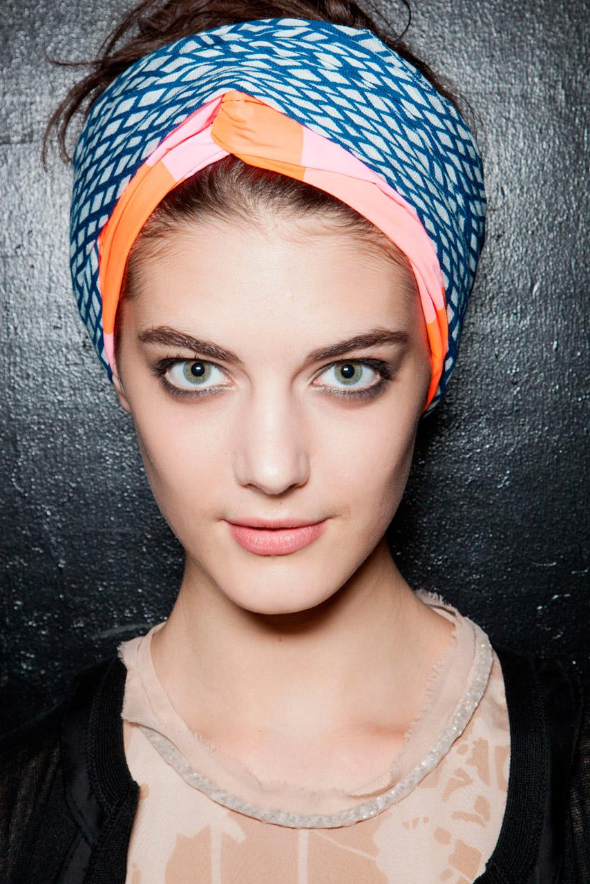 Más notable peinados con turbante Fotos de cortes de pelo Ideas - La moda en tu cabello: Peinados con turbantes 2016